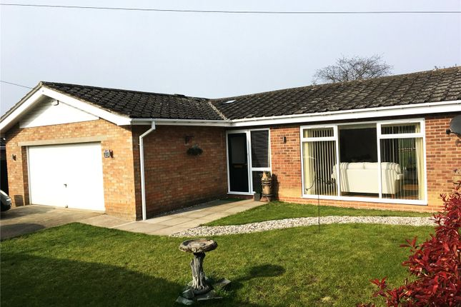 Thumbnail Bungalow for sale in Tofts Road, Barton-Upon-Humber, Lincolnshire