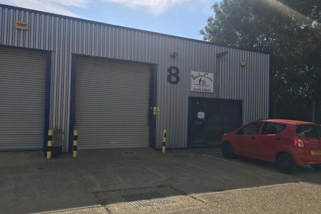 Thumbnail Light industrial to let in Unit 8, March Place, Gatehouse Industrial Area, Aylesbury, Buckinghamshire