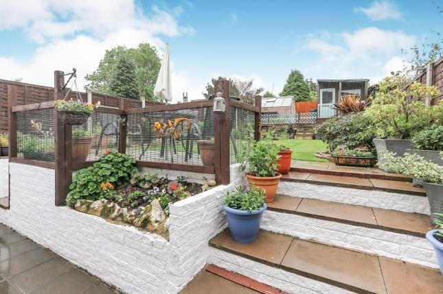 Rear Garden of Rangoon Road, Solihull, West Midlands, Birmingham B92