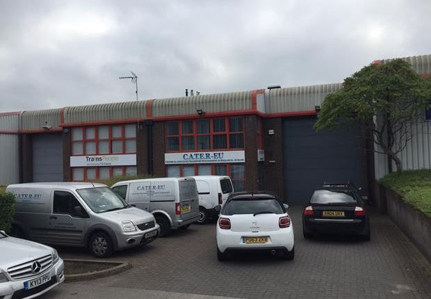 Thumbnail Light industrial to let in Unit Herald Park, Macon Way, Crewe, Cheshire
