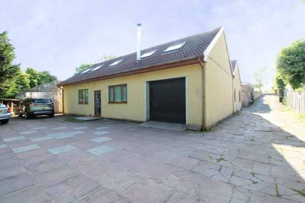 Thumbnail Detached bungalow for sale in Penycoedcae Road, Pontypridd, Mid Glamorgan, Pontypridd, Mid Glamorgan