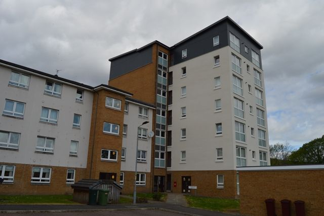 Thumbnail Flat for sale in Silverbank Road, Cambuslang, South Lanarkshire