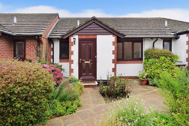 Thumbnail Terraced bungalow for sale in Chestnut Court, Sea Road, East Preston