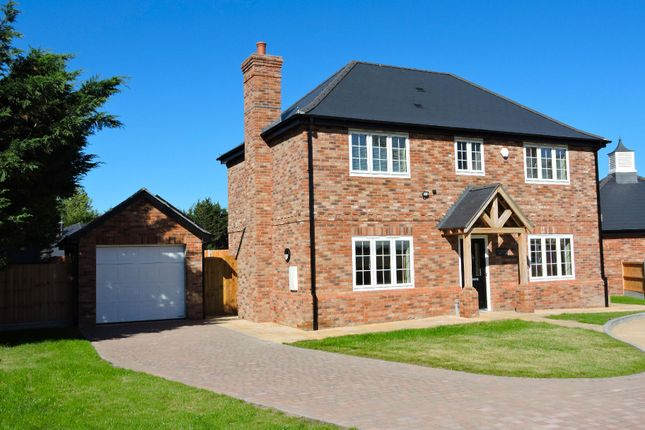 Thumbnail Detached house for sale in Dew Drop Close, Gransmore Green