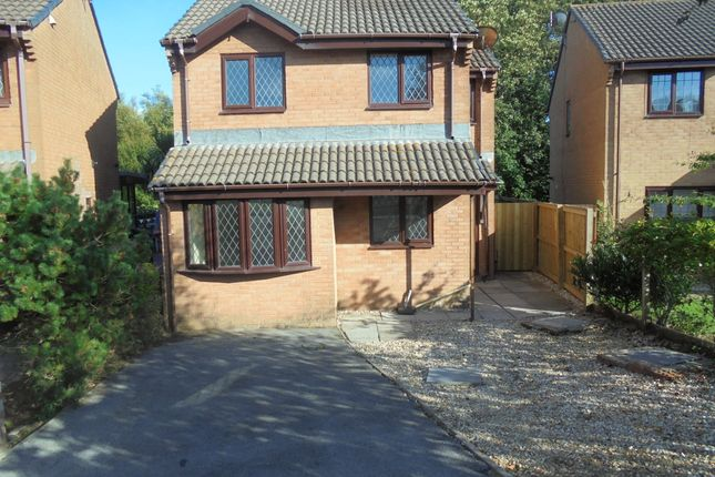 3 bed detached house to rent in Ger-Y-Llyn, Porthcawl CF36