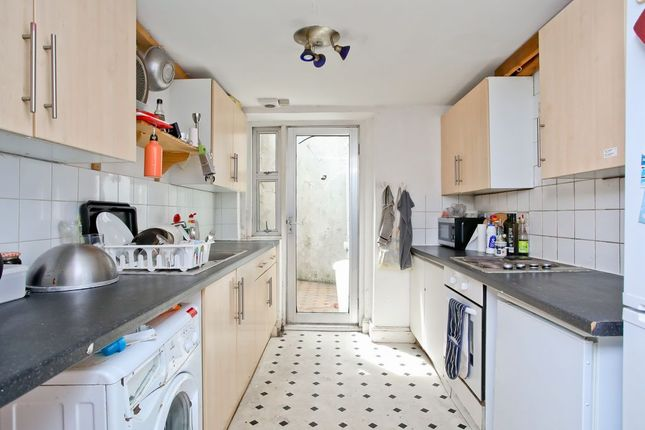 Thumbnail Terraced house to rent in Dyke Road, Brighton, East Sussex