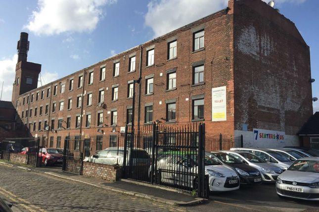 Thumbnail Flat to rent in Cross Street, Ashton-Under-Lyne