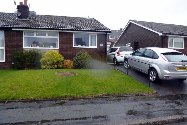 2 bed semi-detached bungalow for sale in Stoneyland Drive, High Peak, Derbyshire
