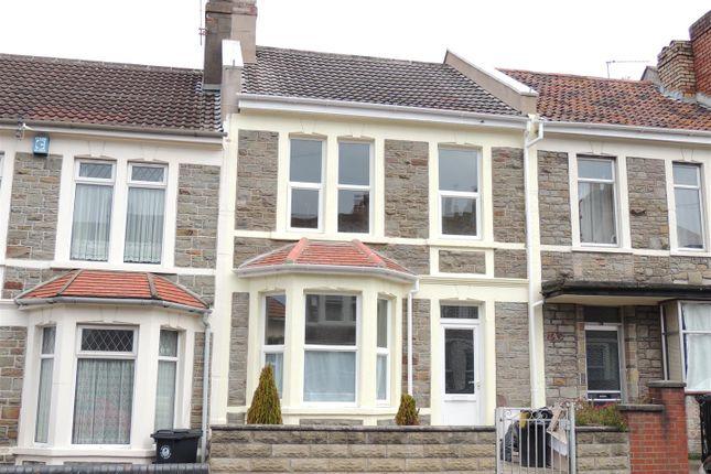 Thumbnail Terraced house to rent in Sandown Road, Brislington, Bristol
