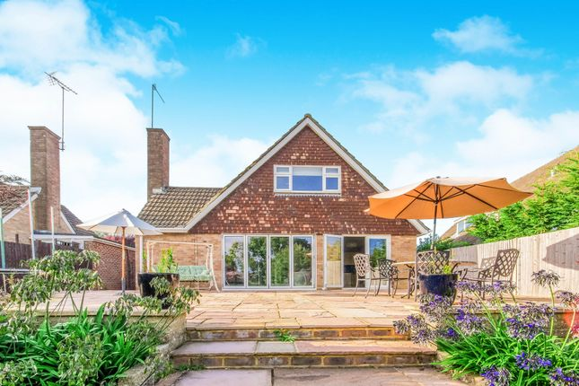 Thumbnail Detached house for sale in Buckswood Drive, Gossops Green, Crawley