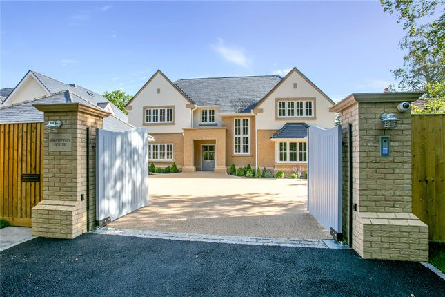 Thumbnail Detached house for sale in Gorelands Lane, Chalfont St. Giles, Buckinghamshire