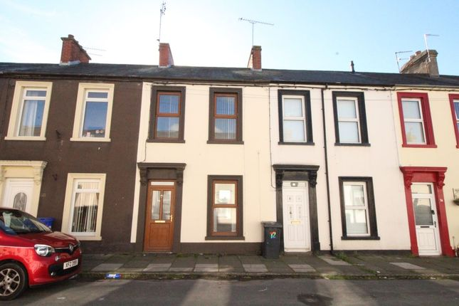 Thumbnail Terraced house for sale in Balfour Street, Newtownards