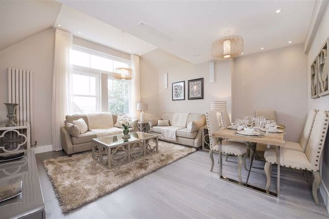 Thumbnail Flat to rent in Fitzjohns Avenue, Hampstead, London