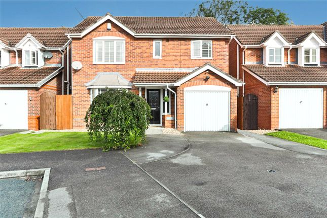 4 bed detached house for sale in The Hawthorns, Long Riston, Hull HU11