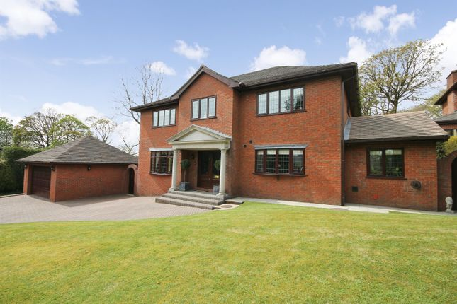 Thumbnail Detached house for sale in The Kilphin, Princess Road, Lostock, Bolton
