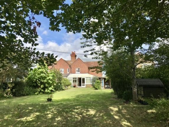Thumbnail Semi-detached house for sale in Church Lane Cottages, Ripe, East Sussex