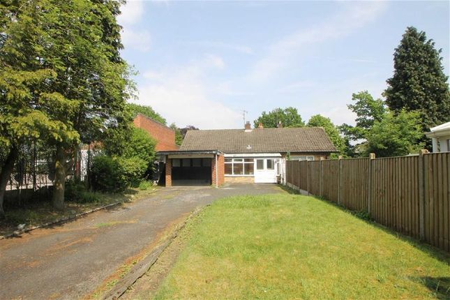 Thumbnail Detached bungalow for sale in Tenterfields, Halesowen