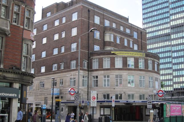 Thumbnail Retail premises for sale in Warren Street, Tottenham Court Road, London