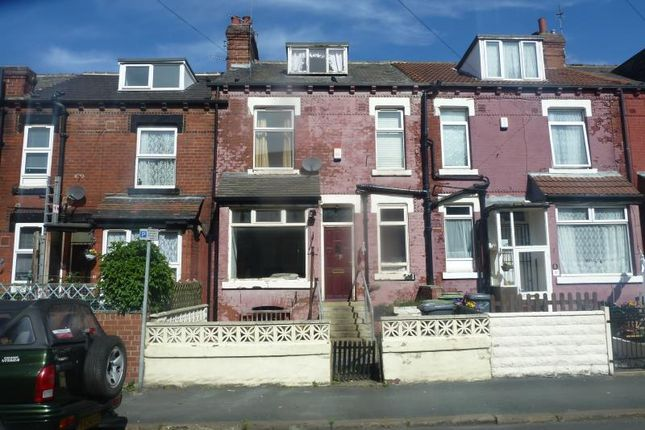 Thumbnail Terraced house to rent in Compton Crescent, Harehills