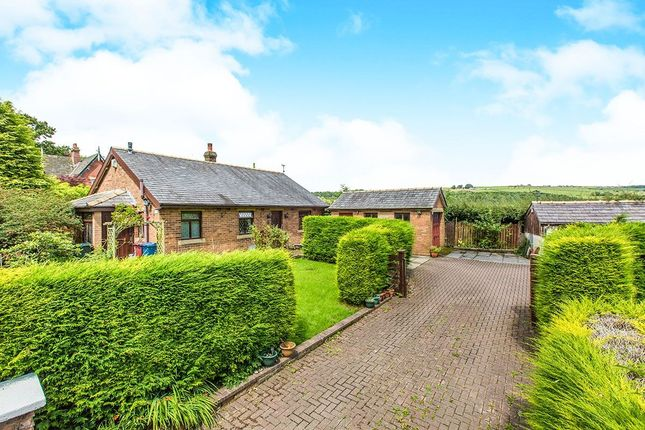 Thumbnail Bungalow for sale in Ribchester Road, Hothersall, Preston