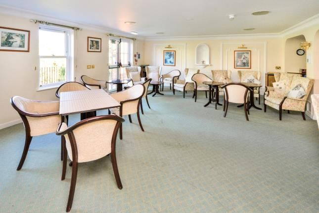 Communal Lounge of Mulberry Court, Stour Street, Canterbury, Kent CT1