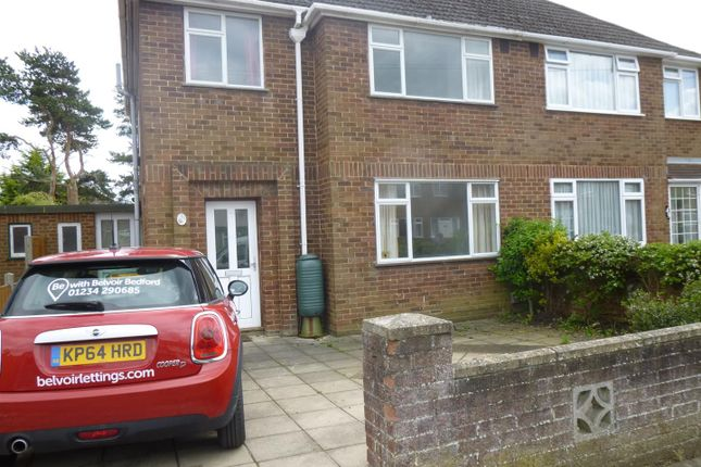 Thumbnail Property to rent in Hatfield Crescent, Bedford