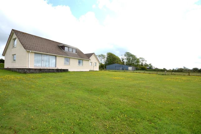 Thumbnail Land for sale in Crymych