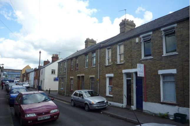 Thumbnail Terraced house to rent in Randolph Street, Cowley, Oxford