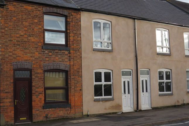 2 bed terraced house for sale in Ashby Road, Hinckley