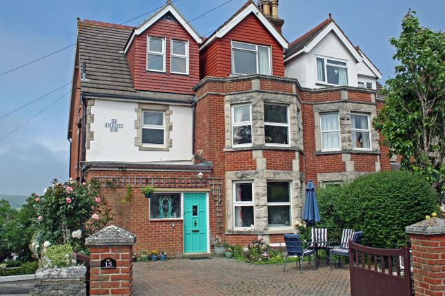 Thumbnail Property for sale in Cluny Crescent, Swanage