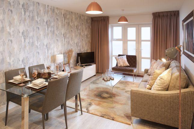 Thumbnail Flat for sale in Plot 1, Lewis House, Queensgate, Farnborough, Hampshire