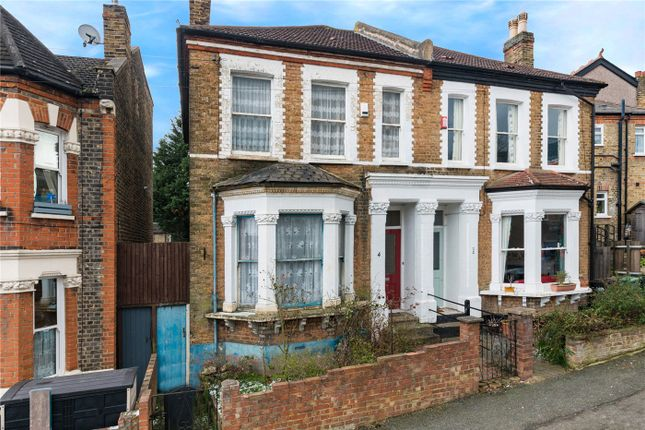 Thumbnail Semi-detached house for sale in Tredown Road, London