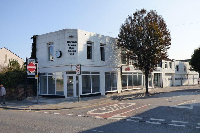 Retail premises to let in Parrock Street, Gravesend, Kent