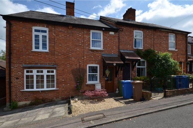 Thumbnail Terraced house to rent in Rose Hill, Binfield, Bracknell