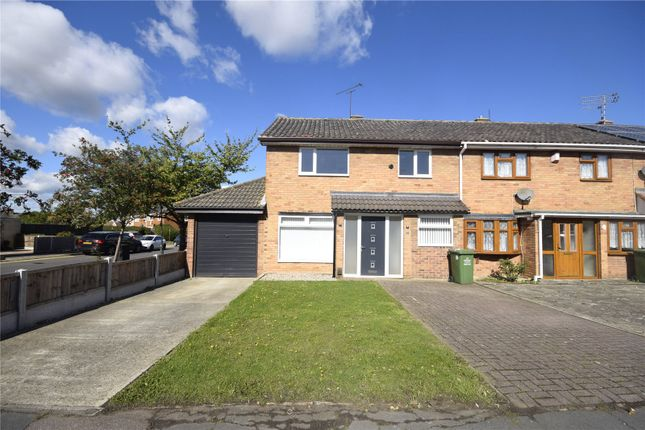 3 bed end terrace house to rent in Whitmore Way, Basildon, Essex SS14