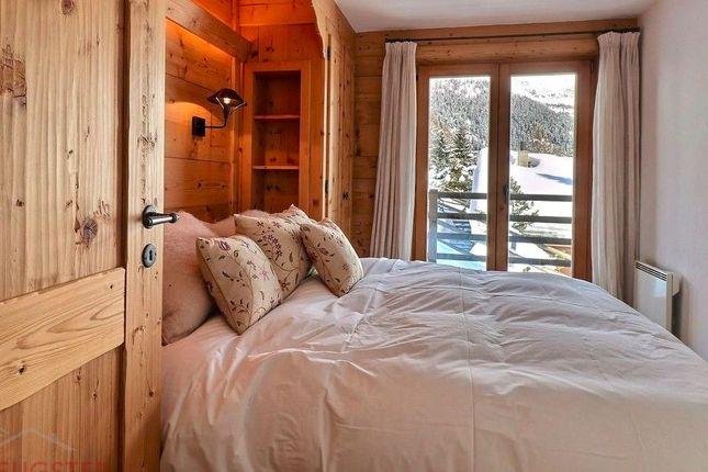 Bedroom of Verbier, 1936 Bagnes, Switzerland