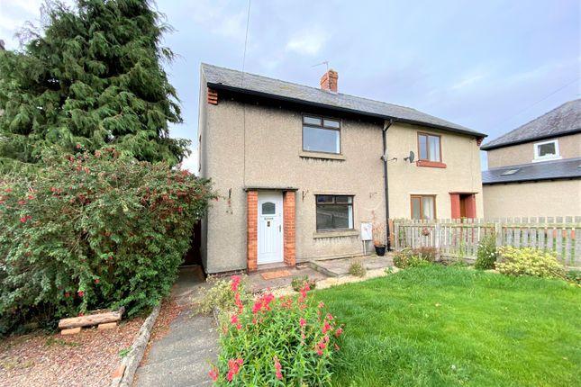 2 bed semi-detached house for sale in Windsor Gardens, Alnwick NE66