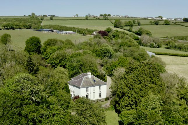 Thumbnail Detached house for sale in Llandysul