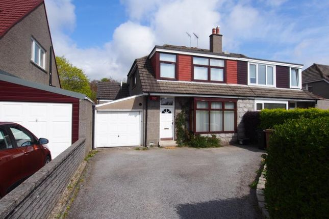 Thumbnail Semi-detached house to rent in Kildrummy Road, Aberdeen
