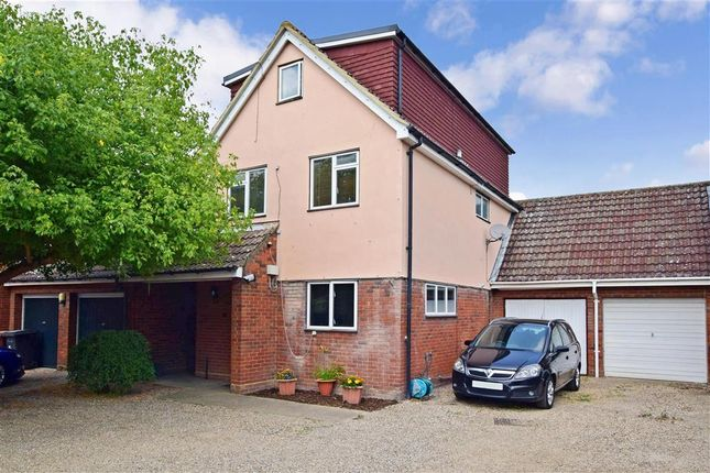 Thumbnail Link-detached house for sale in Inchbonnie Road, South Woodham Ferrers, Chelmsford, Essex