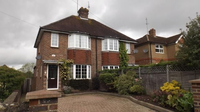 3 bed semi-detached house for sale in Dunnings Road, East Grinstead, West Sussex