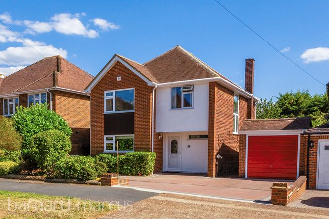 Thumbnail Detached house for sale in Nonsuch Court Avenue, Ewell, Epsom