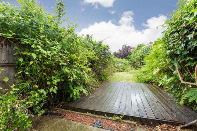 Garden of Tunnel Avenue, Greenwich, London SE10