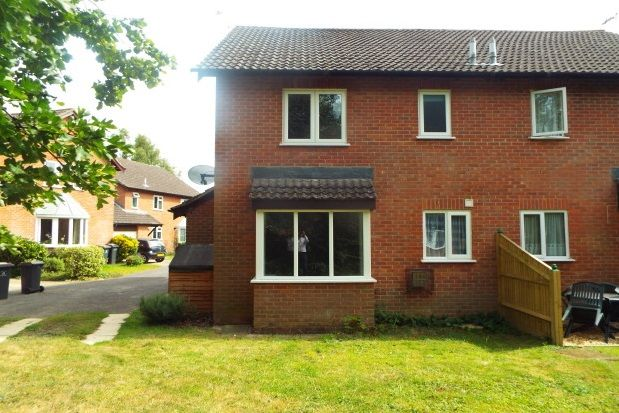 Thumbnail Property to rent in Tottehale Close, North Baddesley, Southampton