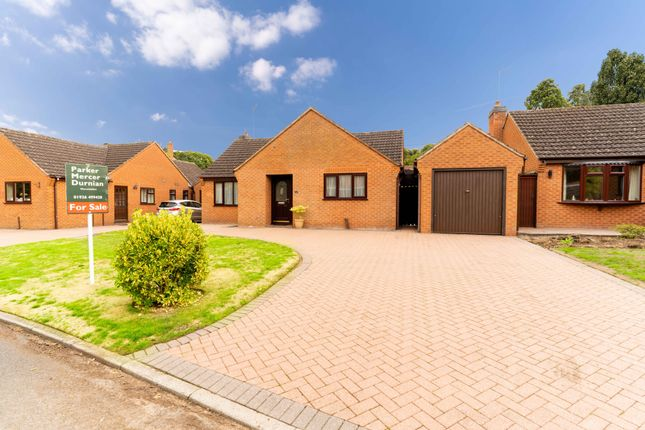 Thumbnail Detached bungalow for sale in Bennett Drive, Warwick