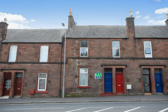 Thumbnail Flat to rent in Brooms Road, Dumfries
