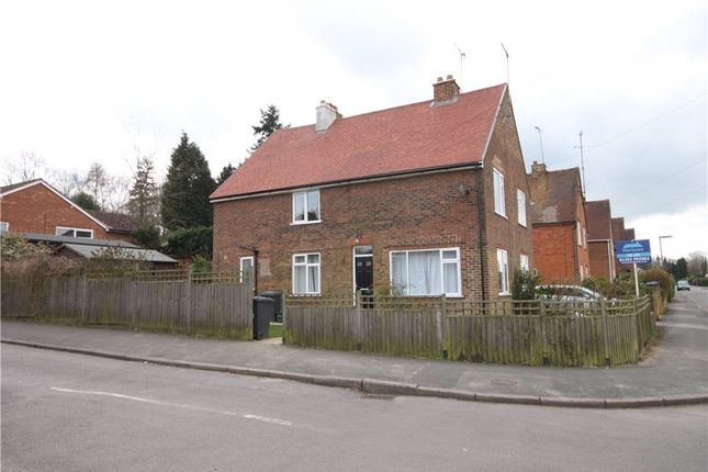 Thumbnail Semi-detached house to rent in Greenfield Road, Wrecclesham, Farnham