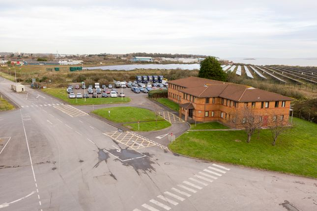 Thumbnail Office to let in The Port Office, Atlantic Way, Barry