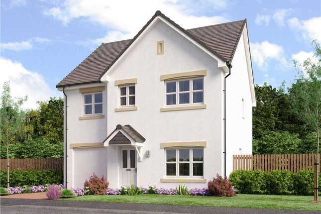 "Thumbnail Detached house for sale in ""Laing"" at Auchinleck Road, Robroyston, Glasgow"