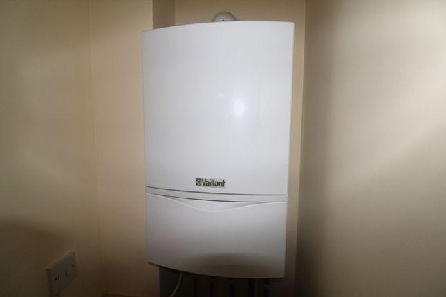 Boiler of Saint Way, Stoke Gifford, Bristol BS34